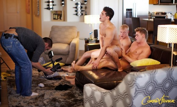 behind the scene of gay porn Gay Porn Behind The Scenes - Randy Blue.