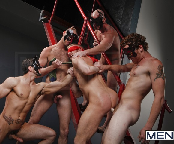 twink and bbc gangbang video