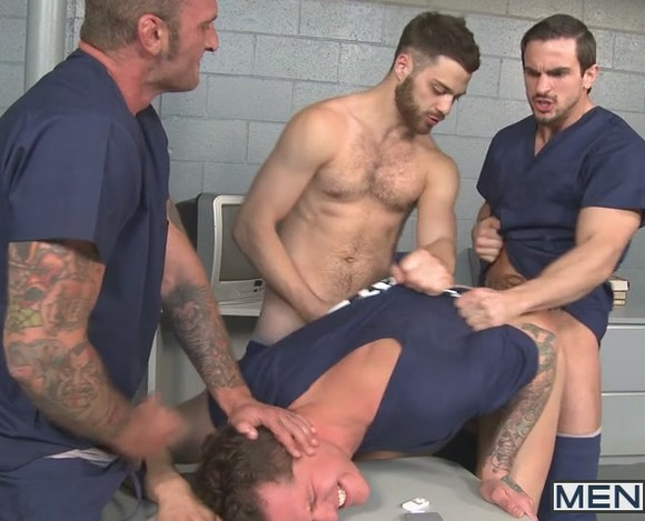 Gay rugby gang bang pics 227