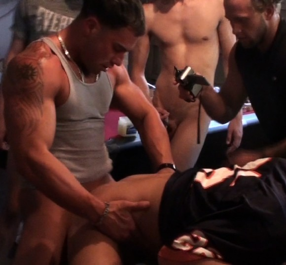 Muscle Stud Porn