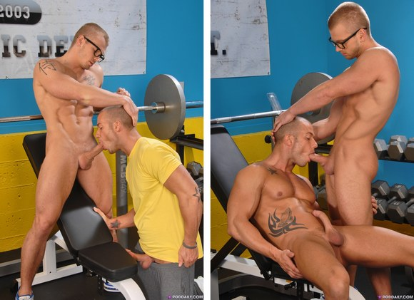 rod and gay huntsman porn daily james