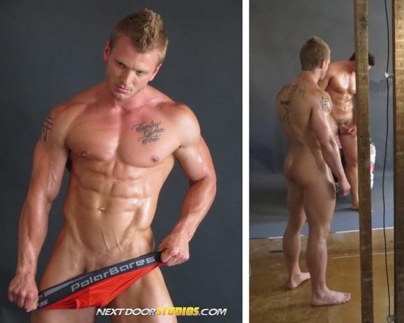 Nude huge ass