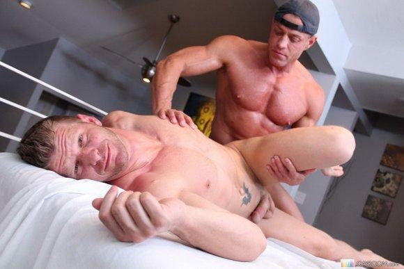 Gay gymnast porn