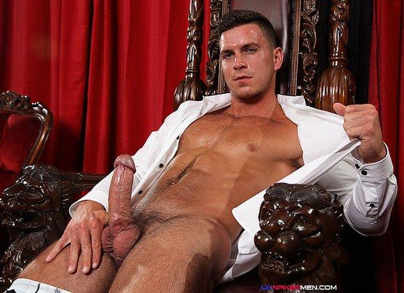 Naked male porn stars