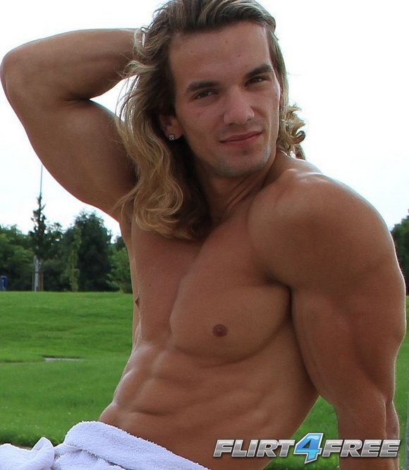 long haired
