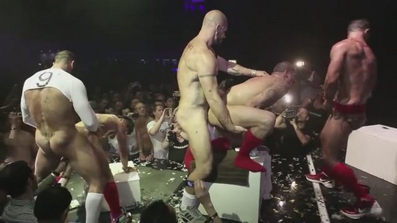 Live Porn On Stage