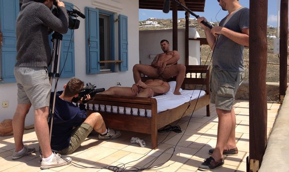 Behind The Scene Video Porno Gay 79