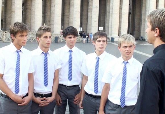 Belami scandal in the vatican