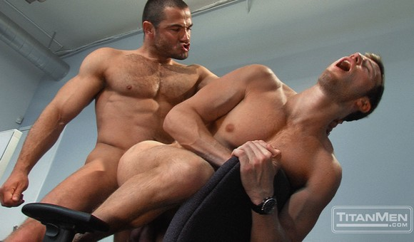 image Special reserve kyle quinn amp jessy ares ass fucking in the office