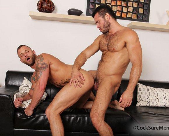 Gay Porn Cocksure -