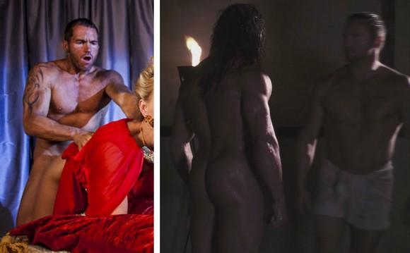 Spartacus film porno Big Cock pics com