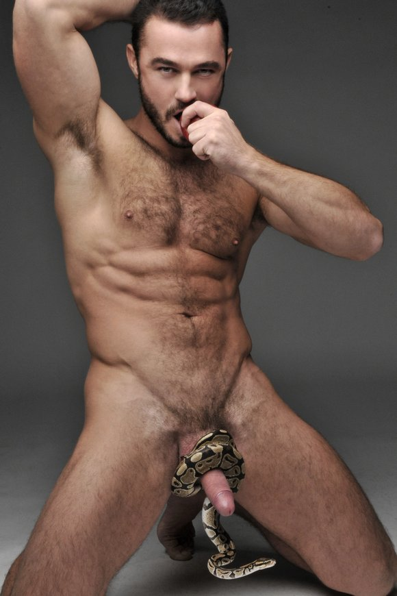 Sexy Porn Star Jessy Ares' Nude Photo Shoot With A Snake!: www.queermenow.net/blog/exclusive-porn-star-jessy-ares-nude-photo...