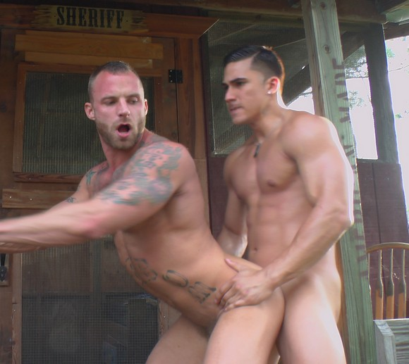 Boys fist gay xxx when axel squeezes the 8