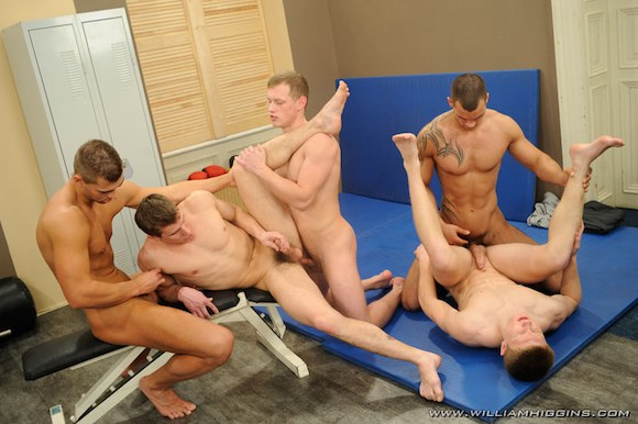 Homemade first time bisexual mmf threesome