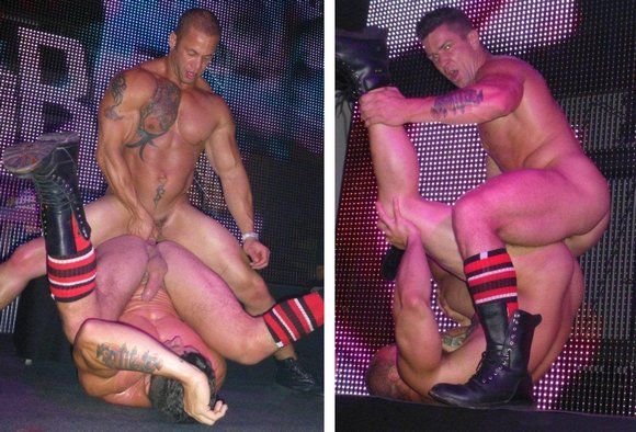 Hustlaball Brussels 2013 Highlight Gay Porn Stars Matthew -8718