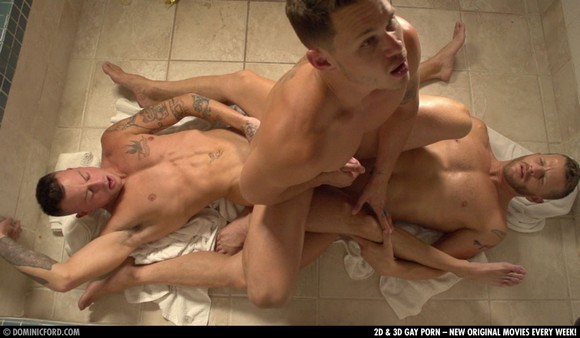 Double Double Penetration With Tate Ryder, Jeremy -3768