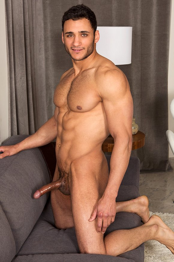 Spanish Male Porn Star 2