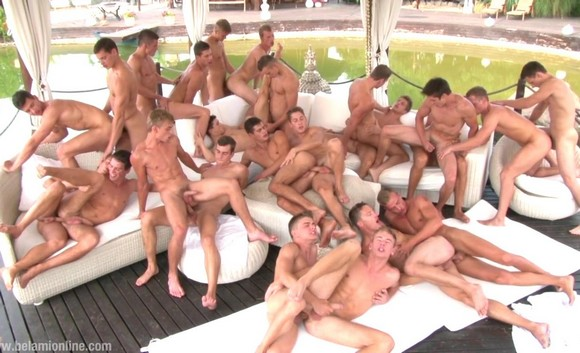 from Finnley free gay sex orgy