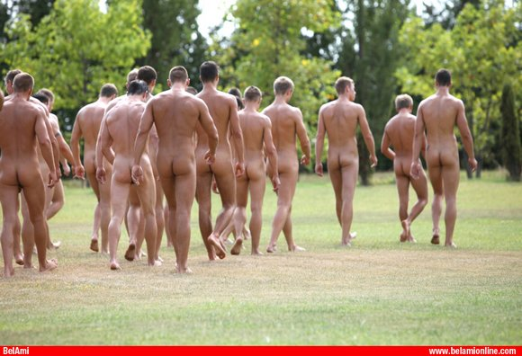 Bel Ami 24 Boys Condom-Free Anniversary Orgy Has Arrived-7287