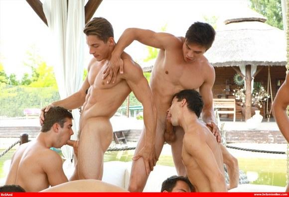 bareback boys club orgy № 62538
