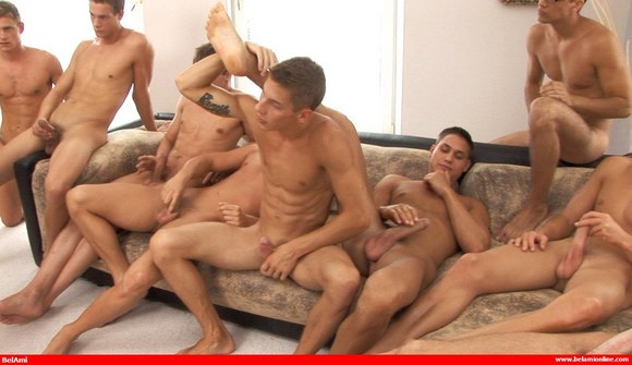 Hungarian orgy