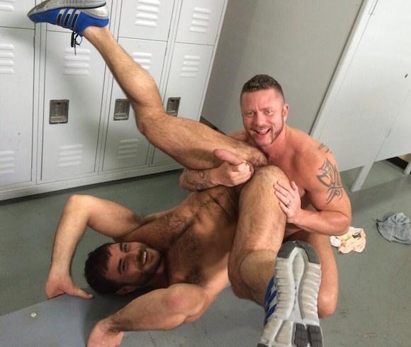 dozer Gay bareback mike porn