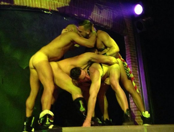 Live Sex Show Berlin