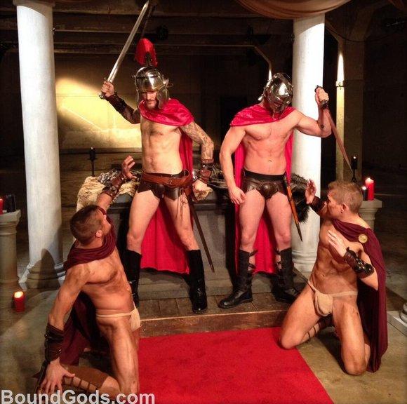Christian Wilde Connor Maguire Connor Patricks Alex Adams Roman Gladiators Porn