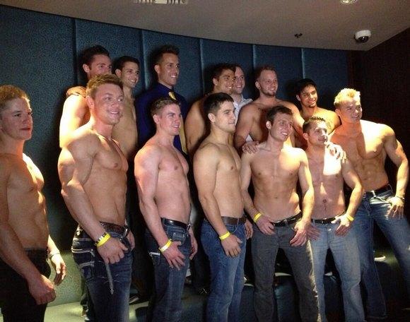 Gay Men in Philadelphia