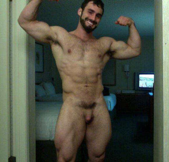Nude alex wilcox
