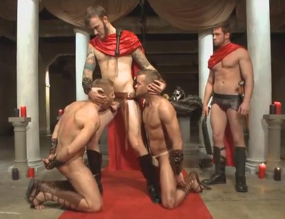 Spartan gay porn