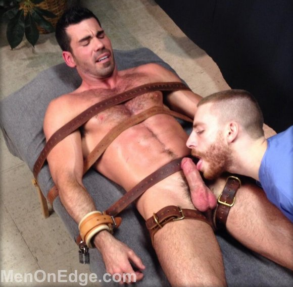 Billy Santoro Sebastian Keys Men of Edge