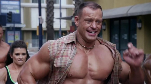 Chris Wide Vince Ferelli Gay Porn Stars GoDaddy Bodybuilder Super Bowl 2