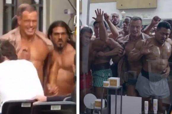 Chris Wide Vince Ferelli Gay Porn Stars GoDaddy Bodybuilder Super Bowl 3