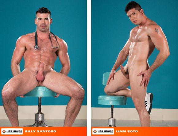Doctor Gay Nude