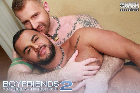 Tony Orion Aleks Buldocek Boyfriends2