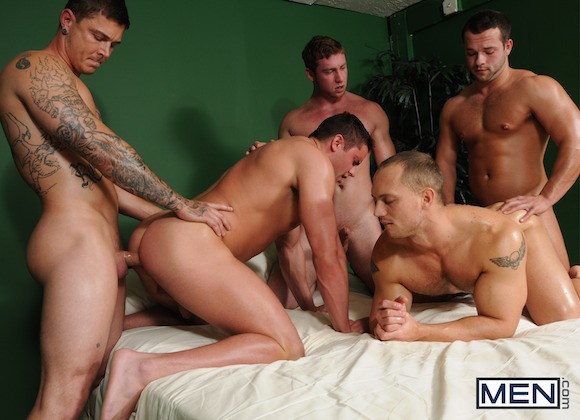 Gay muscle group fuck