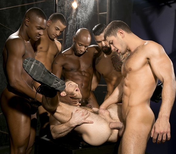 Gay orgy tyler woods is having grief 10