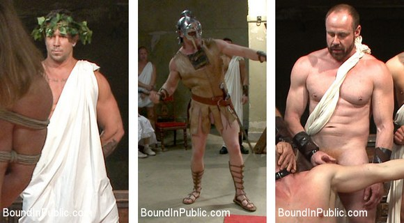 from Chad gay porn gladiator