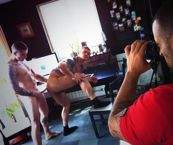Goran Manuel Lopez Stag Homme Studios Gay Porn