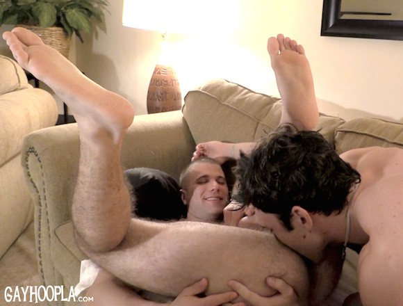 Jaden Storm Cole Money Rimming Gayhoopla