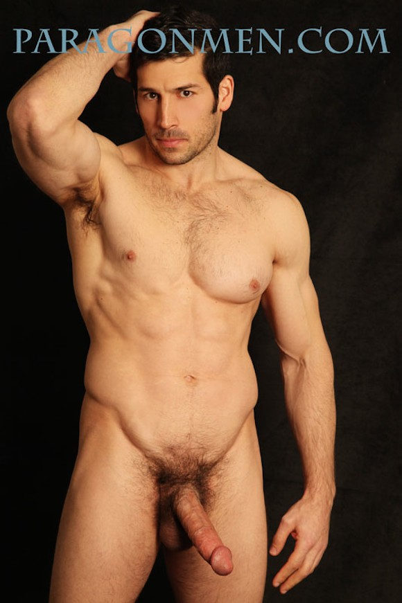 Leo Giamani Gay Porn Star Paragon Men 4