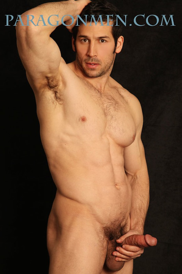 Leo Giamani Gay Porn Star Paragon Men