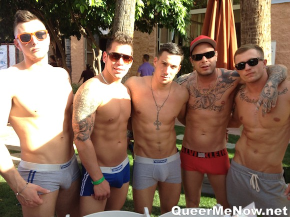 Gay guys stripping