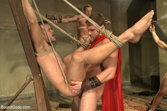 Roman slaves fucked 2