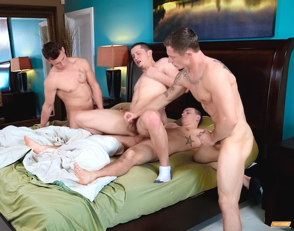 Watch all best Black Gay Orgy XXX vids right now!