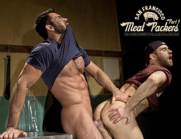 Shawn Wolfe Billy Santoro San Francisco Meat Packers Part 1