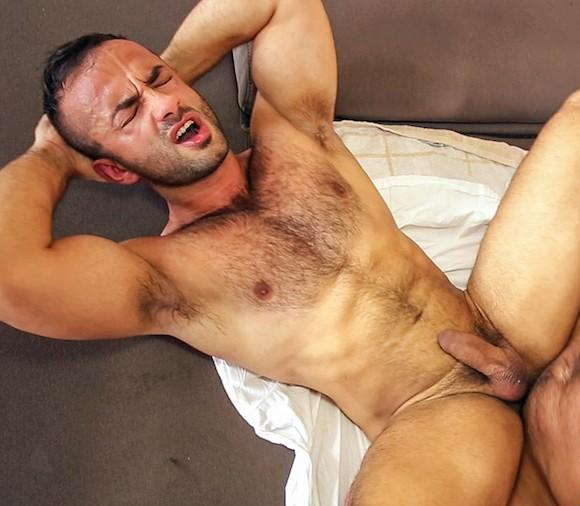 Hugo Vergari Rogan Richards Gay Porn