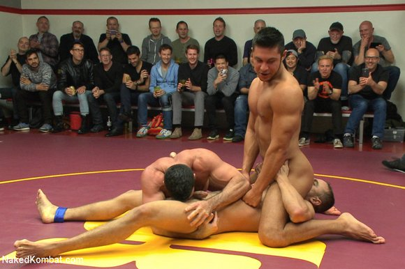 Gay orgy kombat