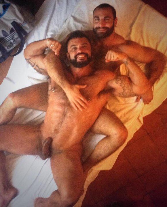 Gino mosca gay porn star